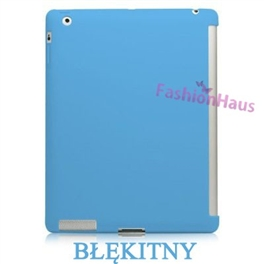 Zdjęcie APPLE COVER do iPad 2- błękitny