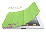SMART COVER (zamiennik) do iPad2 3 4-- zielony