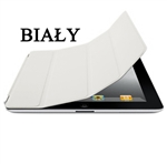 SMART COVER (zamiennik) do iPad 2 3 4- biały