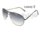 Okulary przeciwsłoneczne - Aviator design