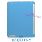APPLE COVER do iPad 2- błękitny