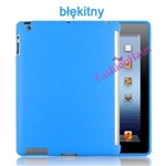 Plecki APPLE COVER Do iPad3- błękitny