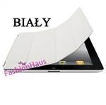 SMART COVER (zamiennik) do iPad 3 4  - biały