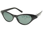 Okulary Cat Eye - przeciwsłoneczne