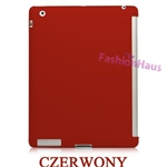 APPLE COVER do iPad 2- czerwony