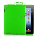 Plecki APPLE COVER Do iPad3- zielony